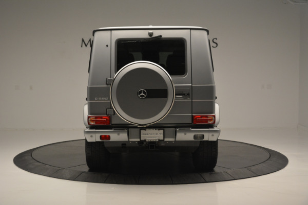 Used 2016 Mercedes-Benz G-Class G 550 for sale Sold at Bugatti of Greenwich in Greenwich CT 06830 6