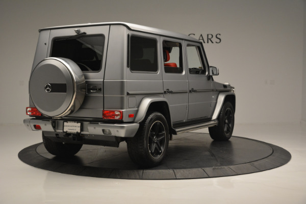 Used 2016 Mercedes-Benz G-Class G 550 for sale Sold at Bugatti of Greenwich in Greenwich CT 06830 7