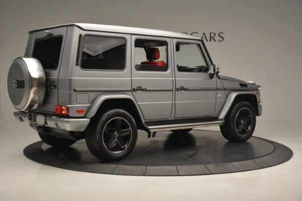 Used 2016 Mercedes-Benz G-Class G 550 for sale Sold at Bugatti of Greenwich in Greenwich CT 06830 8
