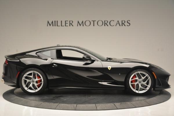 Used 2018 Ferrari 812 Superfast for sale $367,900 at Bugatti of Greenwich in Greenwich CT 06830 9