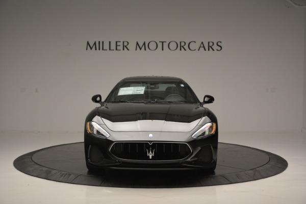 New 2018 Maserati GranTurismo Sport for sale Sold at Bugatti of Greenwich in Greenwich CT 06830 12