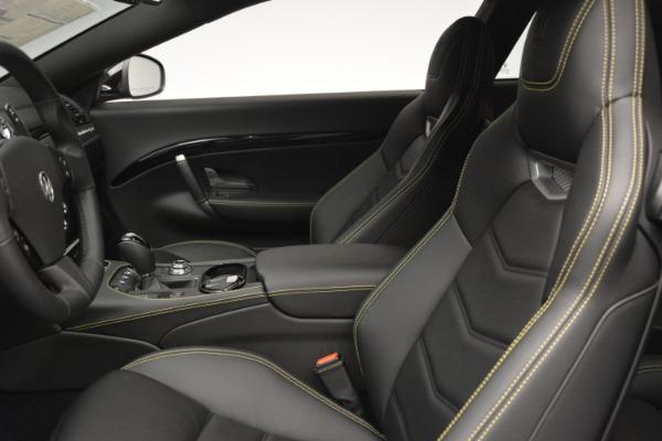 New 2018 Maserati GranTurismo Sport for sale Sold at Bugatti of Greenwich in Greenwich CT 06830 14