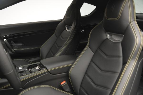 New 2018 Maserati GranTurismo Sport for sale Sold at Bugatti of Greenwich in Greenwich CT 06830 15