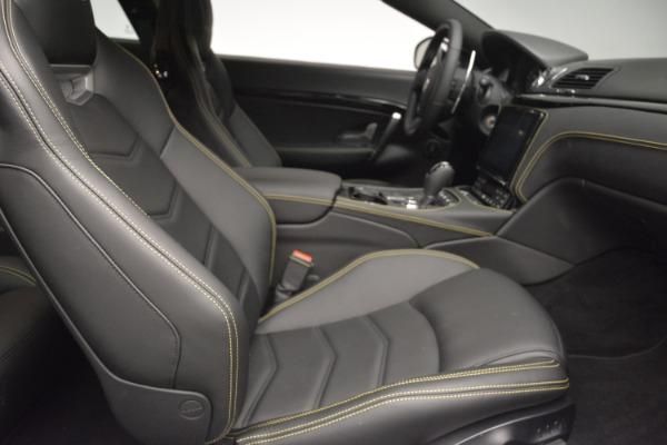 New 2018 Maserati GranTurismo Sport for sale Sold at Bugatti of Greenwich in Greenwich CT 06830 19