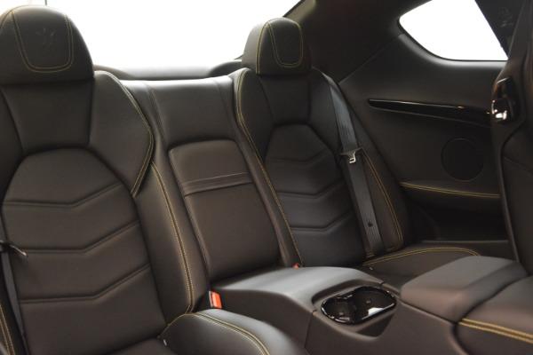 New 2018 Maserati GranTurismo Sport for sale Sold at Bugatti of Greenwich in Greenwich CT 06830 21