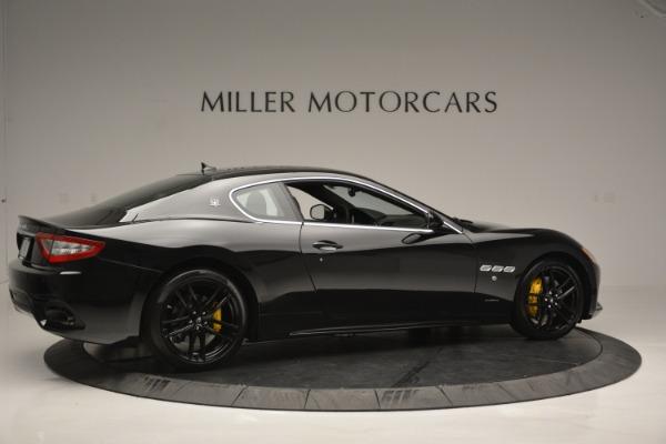 New 2018 Maserati GranTurismo Sport for sale Sold at Bugatti of Greenwich in Greenwich CT 06830 8