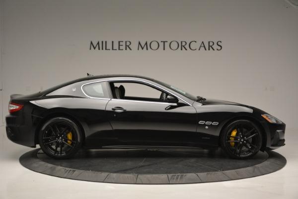 New 2018 Maserati GranTurismo Sport for sale Sold at Bugatti of Greenwich in Greenwich CT 06830 9