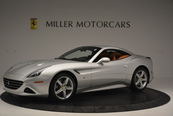 Used 2015 Ferrari California T for sale Sold at Bugatti of Greenwich in Greenwich CT 06830 14