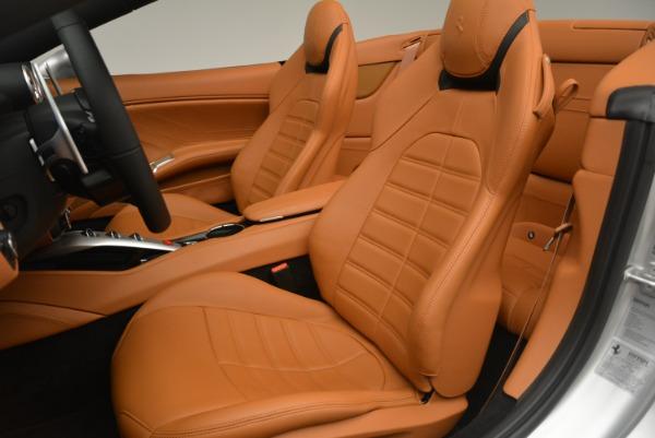 Used 2015 Ferrari California T for sale Sold at Bugatti of Greenwich in Greenwich CT 06830 27