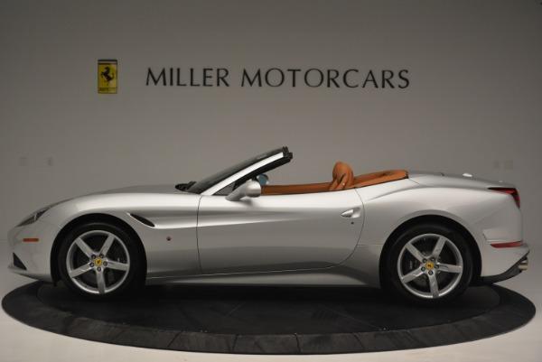 Used 2015 Ferrari California T for sale Sold at Bugatti of Greenwich in Greenwich CT 06830 3