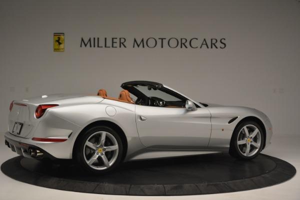 Used 2015 Ferrari California T for sale Sold at Bugatti of Greenwich in Greenwich CT 06830 8