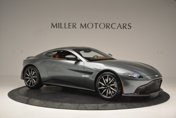 New 2019 Aston Martin Vantage Coupe for sale Sold at Bugatti of Greenwich in Greenwich CT 06830 10