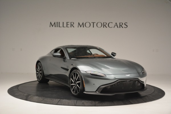 New 2019 Aston Martin Vantage Coupe for sale Sold at Bugatti of Greenwich in Greenwich CT 06830 11