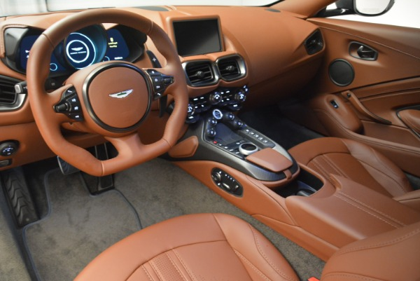 New 2019 Aston Martin Vantage Coupe for sale Sold at Bugatti of Greenwich in Greenwich CT 06830 14