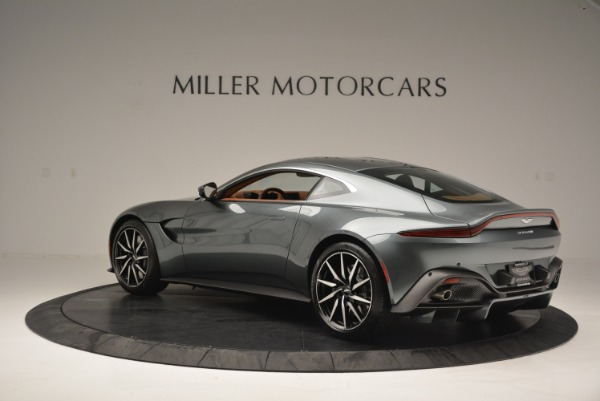 New 2019 Aston Martin Vantage Coupe for sale Sold at Bugatti of Greenwich in Greenwich CT 06830 4