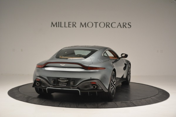 New 2019 Aston Martin Vantage Coupe for sale Sold at Bugatti of Greenwich in Greenwich CT 06830 7