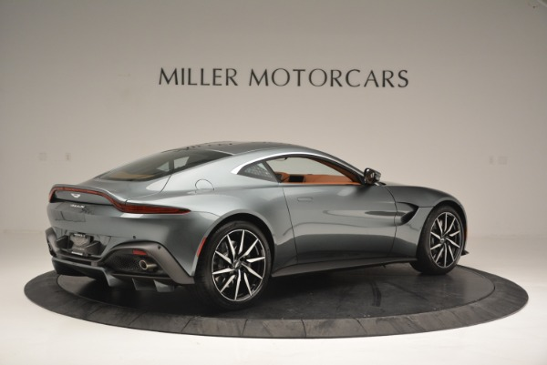 New 2019 Aston Martin Vantage Coupe for sale Sold at Bugatti of Greenwich in Greenwich CT 06830 8