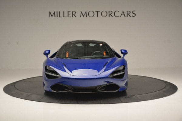 Used 2019 McLaren 720S Coupe for sale Sold at Bugatti of Greenwich in Greenwich CT 06830 12