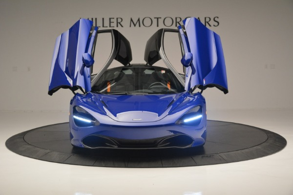Used 2019 McLaren 720S Coupe for sale Sold at Bugatti of Greenwich in Greenwich CT 06830 13