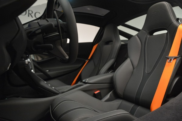 Used 2019 McLaren 720S Coupe for sale Sold at Bugatti of Greenwich in Greenwich CT 06830 18