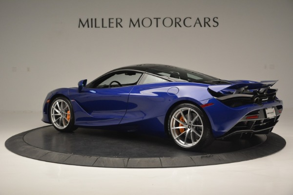 Used 2019 McLaren 720S Coupe for sale Sold at Bugatti of Greenwich in Greenwich CT 06830 4