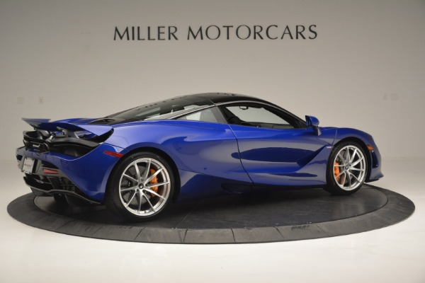 Used 2019 McLaren 720S Coupe for sale Sold at Bugatti of Greenwich in Greenwich CT 06830 8