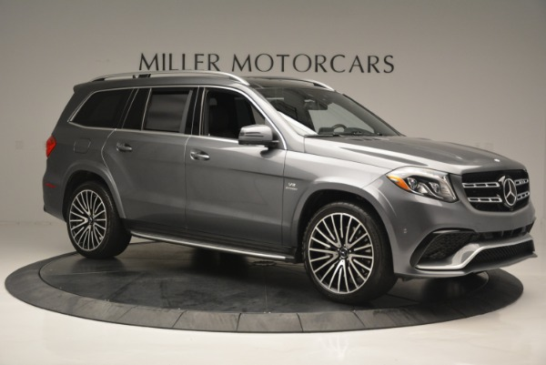 Used 2017 Mercedes-Benz GLS AMG GLS 63 for sale Sold at Bugatti of Greenwich in Greenwich CT 06830 12