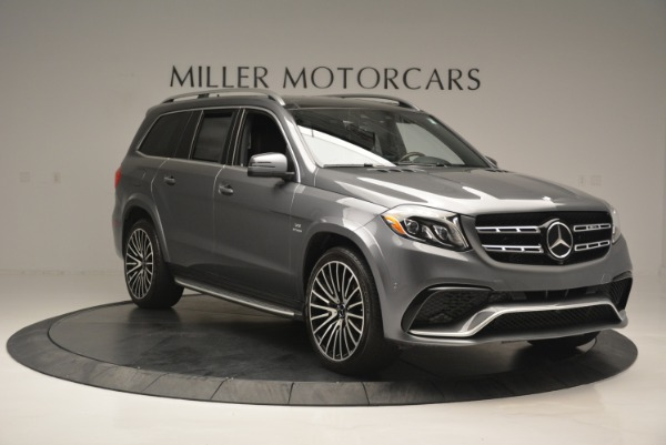 Used 2017 Mercedes-Benz GLS AMG GLS 63 for sale Sold at Bugatti of Greenwich in Greenwich CT 06830 13
