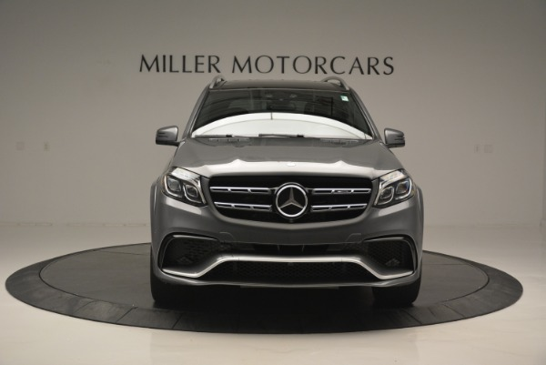 Used 2017 Mercedes-Benz GLS AMG GLS 63 for sale Sold at Bugatti of Greenwich in Greenwich CT 06830 6