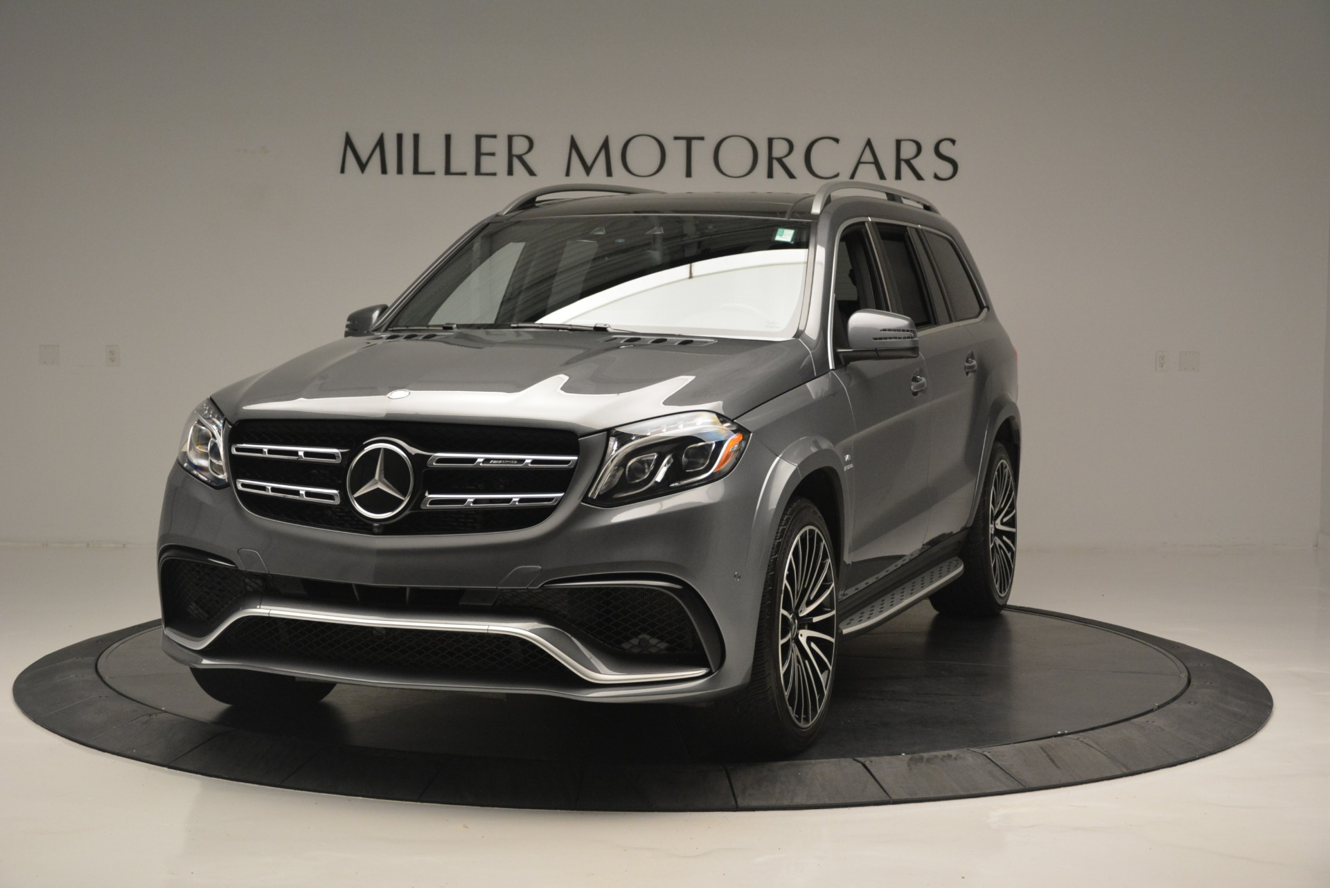 Used 2017 Mercedes-Benz GLS AMG GLS 63 for sale Sold at Bugatti of Greenwich in Greenwich CT 06830 1