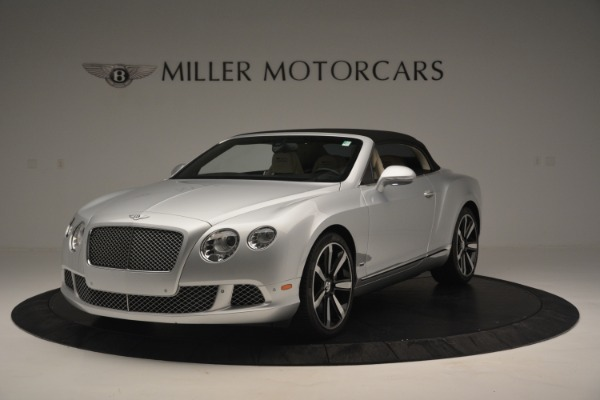 Used 2013 Bentley Continental GT W12 Le Mans Edition for sale Sold at Bugatti of Greenwich in Greenwich CT 06830 10