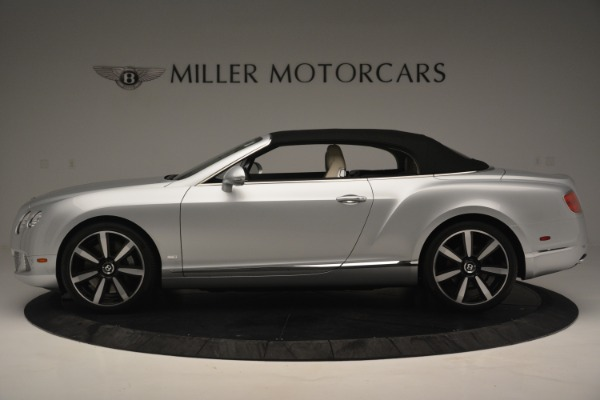 Used 2013 Bentley Continental GT W12 Le Mans Edition for sale Sold at Bugatti of Greenwich in Greenwich CT 06830 11