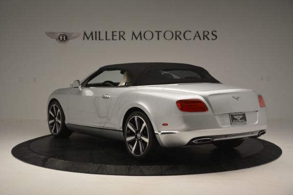 Used 2013 Bentley Continental GT W12 Le Mans Edition for sale Sold at Bugatti of Greenwich in Greenwich CT 06830 12