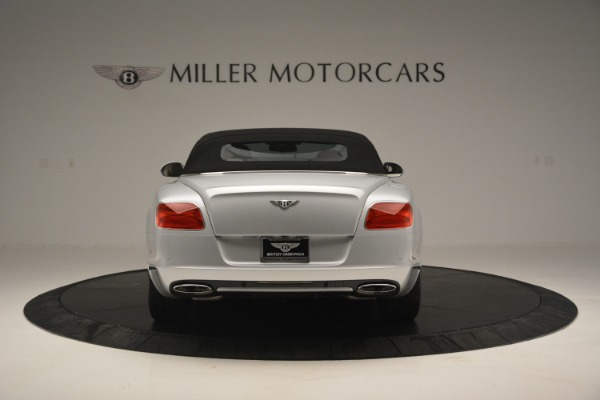 Used 2013 Bentley Continental GT W12 Le Mans Edition for sale Sold at Bugatti of Greenwich in Greenwich CT 06830 13