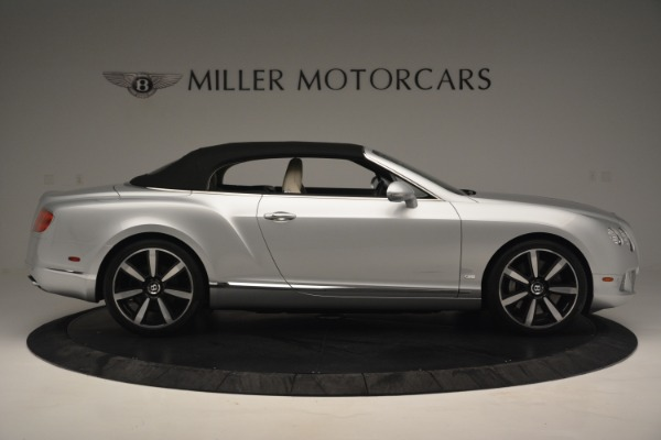 Used 2013 Bentley Continental GT W12 Le Mans Edition for sale Sold at Bugatti of Greenwich in Greenwich CT 06830 15