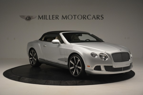 Used 2013 Bentley Continental GT W12 Le Mans Edition for sale Sold at Bugatti of Greenwich in Greenwich CT 06830 16