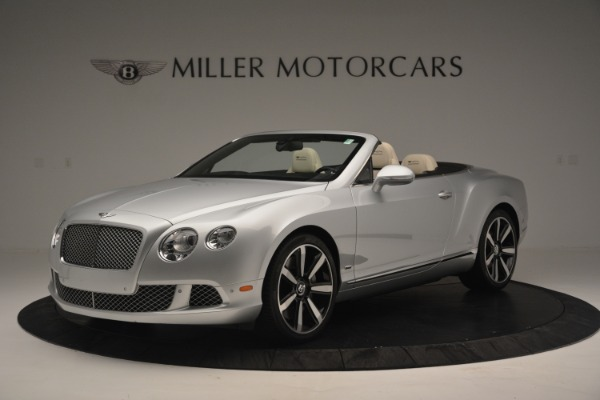 Used 2013 Bentley Continental GT W12 Le Mans Edition for sale Sold at Bugatti of Greenwich in Greenwich CT 06830 2