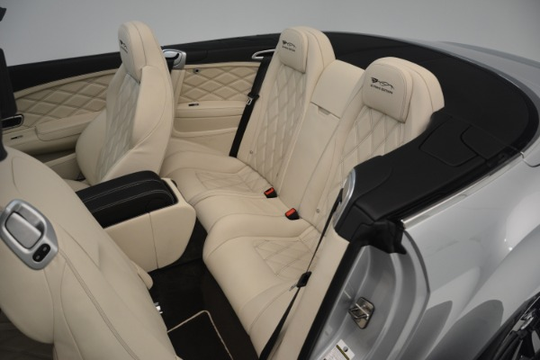 Used 2013 Bentley Continental GT W12 Le Mans Edition for sale Sold at Bugatti of Greenwich in Greenwich CT 06830 27