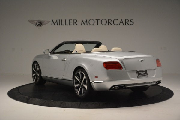 Used 2013 Bentley Continental GT W12 Le Mans Edition for sale Sold at Bugatti of Greenwich in Greenwich CT 06830 4