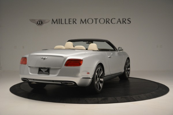 Used 2013 Bentley Continental GT W12 Le Mans Edition for sale Sold at Bugatti of Greenwich in Greenwich CT 06830 6