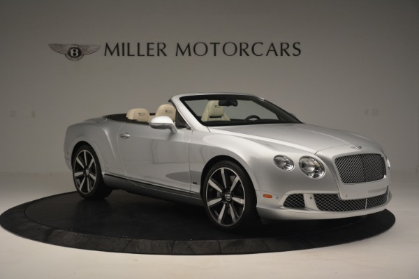 Used 2013 Bentley Continental GT W12 Le Mans Edition for sale Sold at Bugatti of Greenwich in Greenwich CT 06830 8