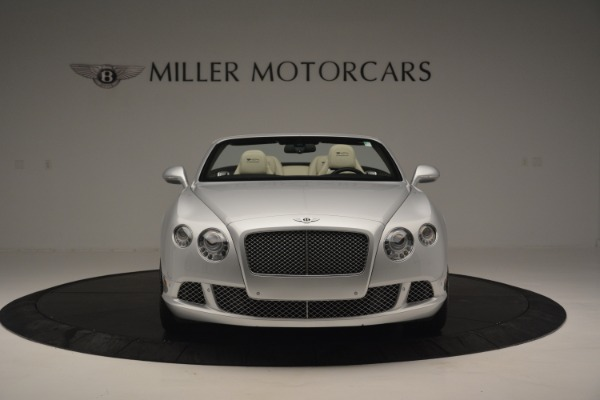 Used 2013 Bentley Continental GT W12 Le Mans Edition for sale Sold at Bugatti of Greenwich in Greenwich CT 06830 9