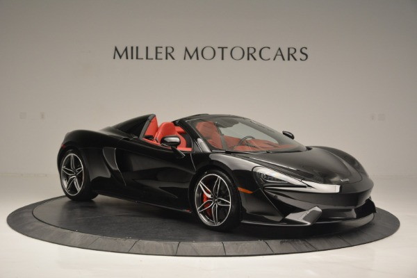 New 2019 McLaren 570S Convertible for sale Sold at Bugatti of Greenwich in Greenwich CT 06830 10