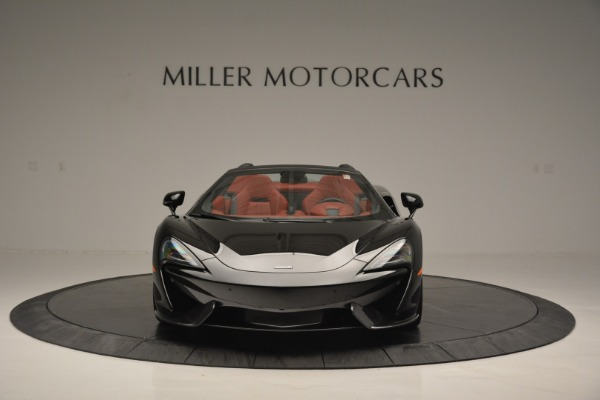 New 2019 McLaren 570S Convertible for sale Sold at Bugatti of Greenwich in Greenwich CT 06830 12