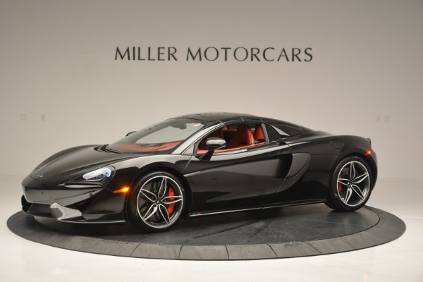 New 2019 McLaren 570S Convertible for sale Sold at Bugatti of Greenwich in Greenwich CT 06830 15