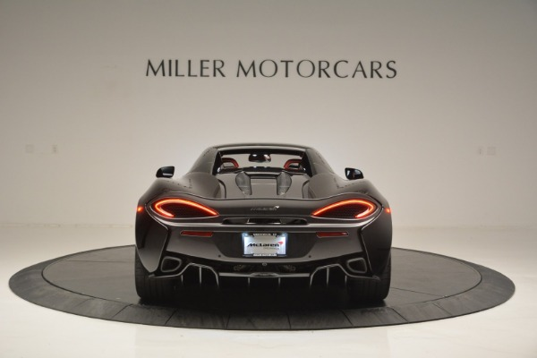 New 2019 McLaren 570S Convertible for sale Sold at Bugatti of Greenwich in Greenwich CT 06830 18
