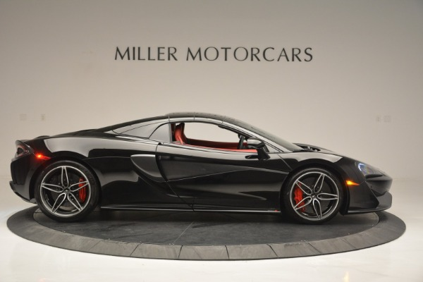 New 2019 McLaren 570S Convertible for sale Sold at Bugatti of Greenwich in Greenwich CT 06830 20