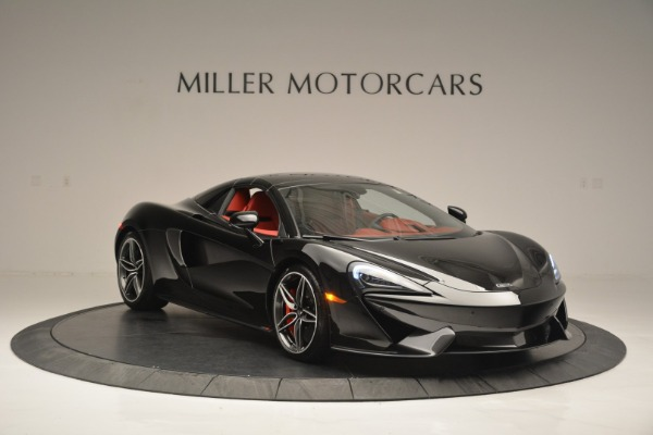 New 2019 McLaren 570S Convertible for sale Sold at Bugatti of Greenwich in Greenwich CT 06830 21