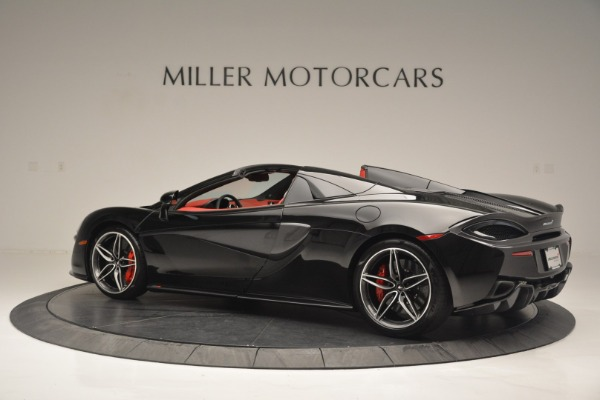 New 2019 McLaren 570S Convertible for sale Sold at Bugatti of Greenwich in Greenwich CT 06830 4