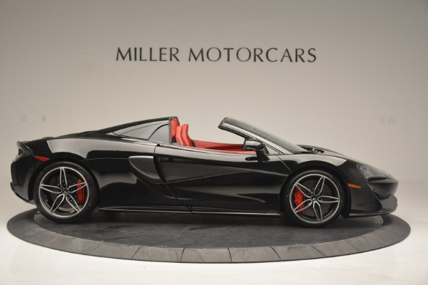 New 2019 McLaren 570S Convertible for sale Sold at Bugatti of Greenwich in Greenwich CT 06830 9